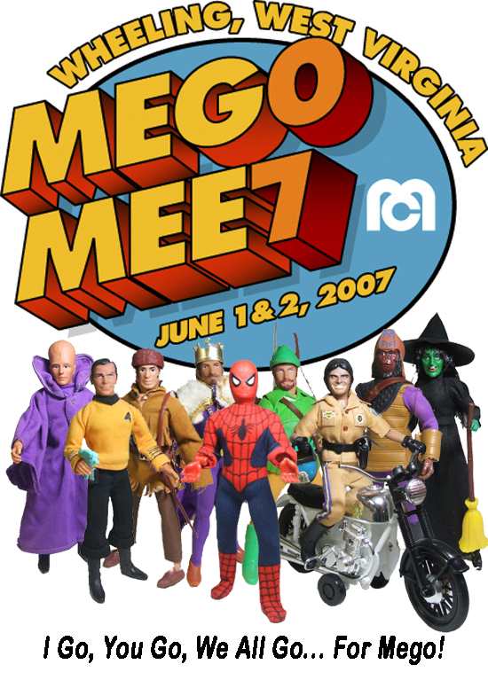 Mego Convention