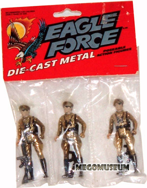 Eagle Force 3 Pack
