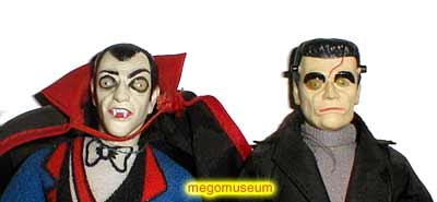 Mego Mad Monsters Flat Top Frankenstein Doll