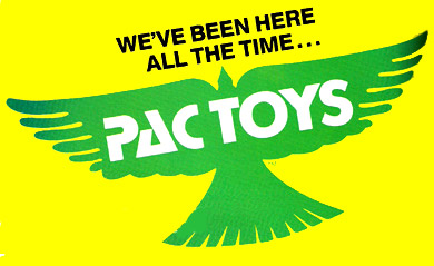 PAC were responsible for some of your favorite toys