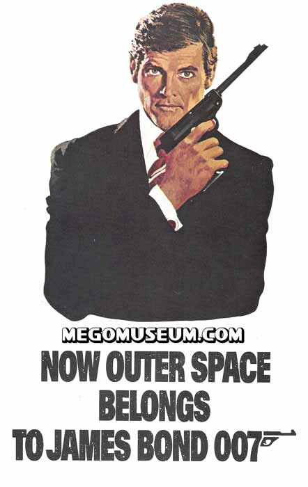 Mego Moonraker Gallery click here to see all the new additions