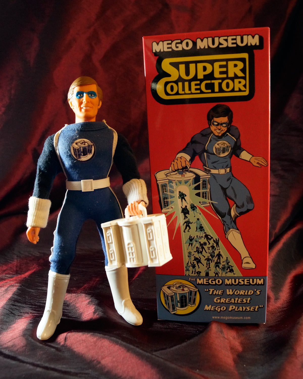 Mego Museum Super Collector | Odeon Toys