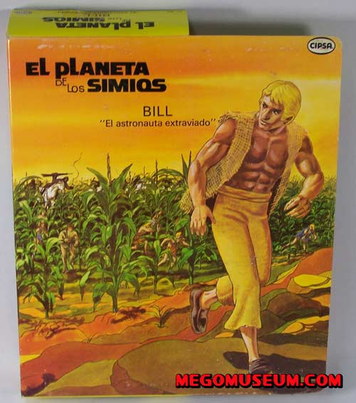 cipsa planet of the apes bill box
