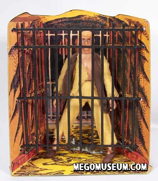 mego jail from the planet of the apes fortress