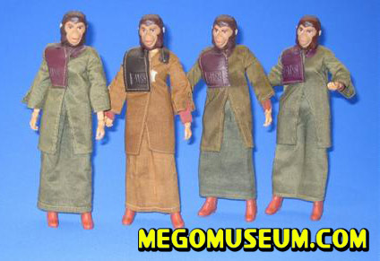 megp planet of the apes zira dolls