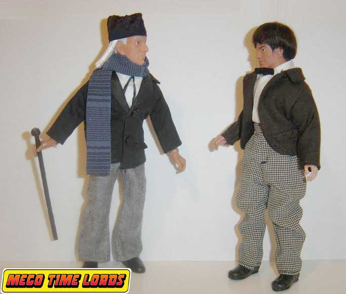mego doctor who custom