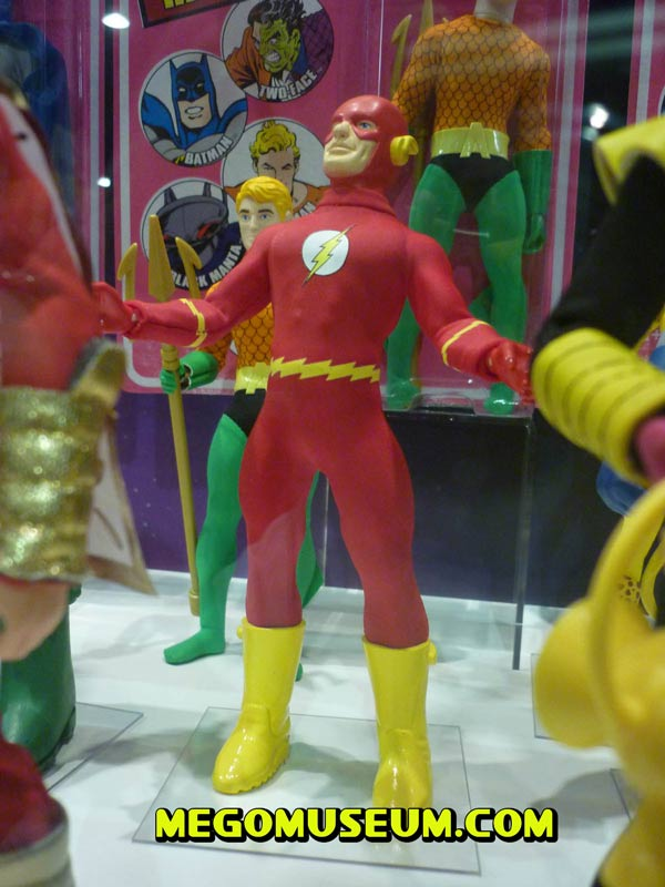 mattel mego the flash