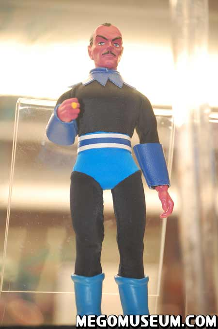 mattel mego green lantern from the upcoming worlds greatest superheroes line