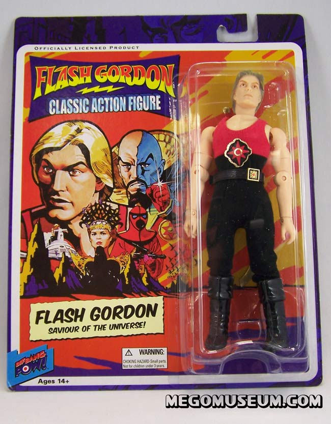 Bif bang pow flash gordon