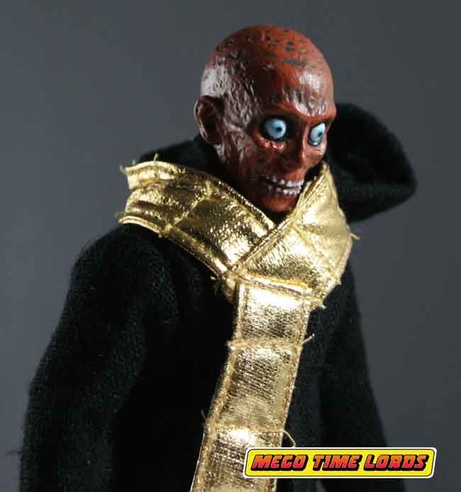 Mego Time Lords: Bifbangpow The Master Photo Review