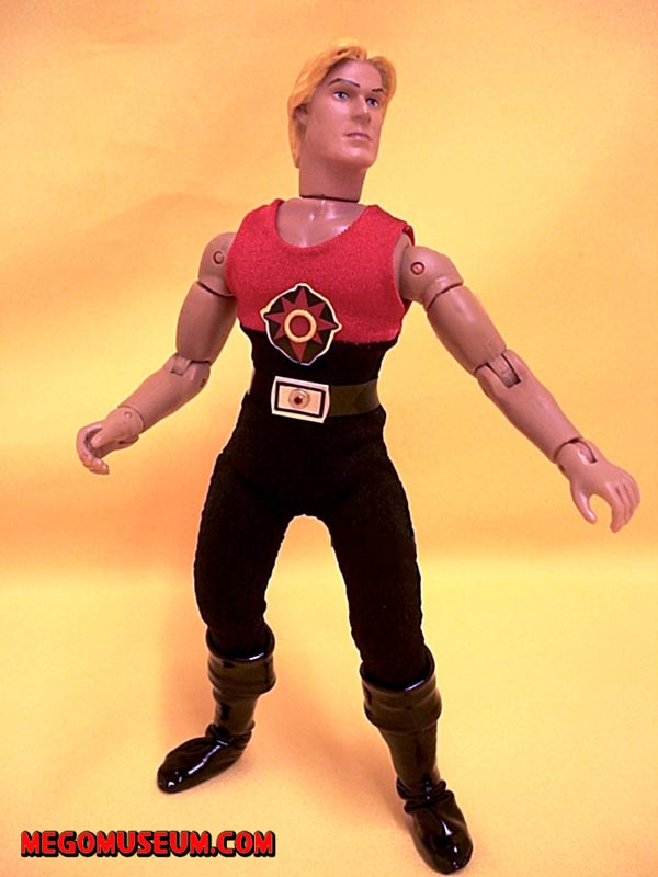 8 inch mego flash gordon