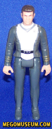 mego movie captain Kirk