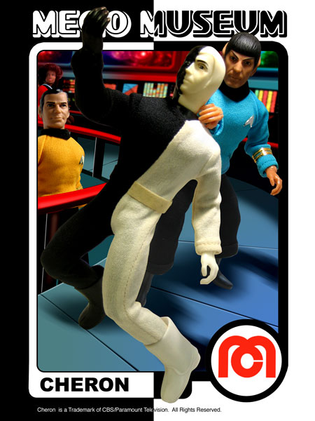 Cheron Mego Card art