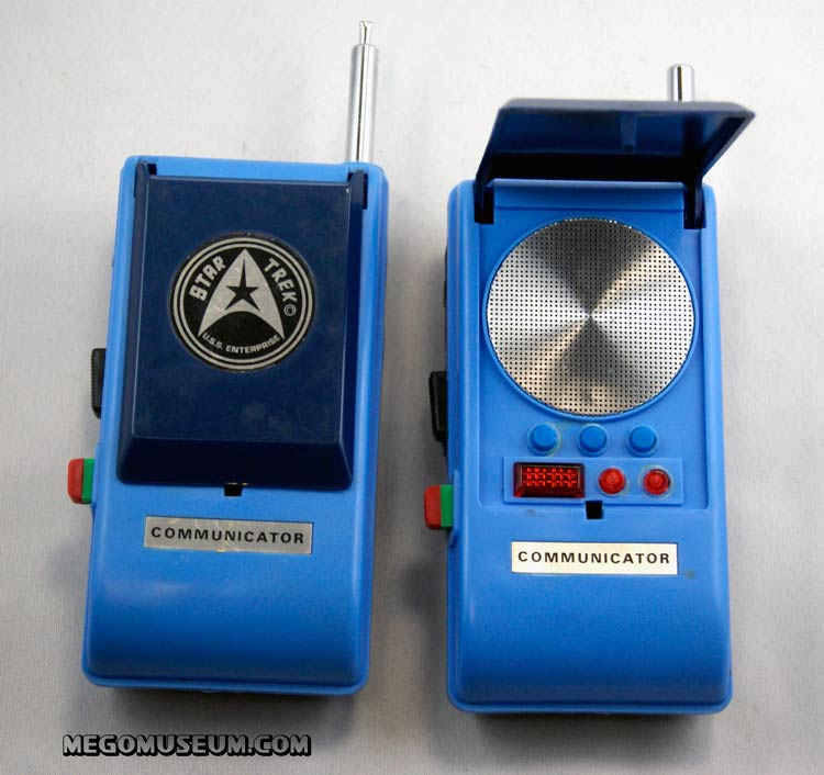 Mego Star Trek Communicators