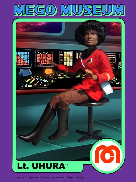 Uhura Mego