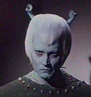 The Mego Andorian is based on an imitator assasin from Journey to Babel