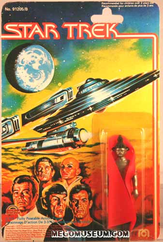 Mego betelgeusian on Grand Toys Card