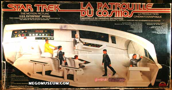 Mego Enterprise ina Grand Toys Box