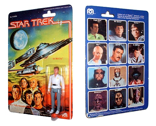 mego star Trek McCoy