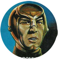 Mego Romulan artwork seems to based on the centurian
