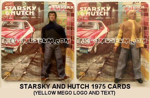 starsky and hutch carded
