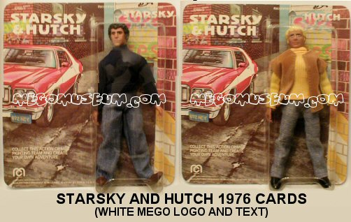 mego starsky and hutch