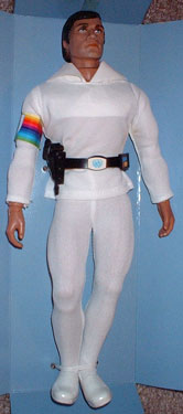 Mego Buck Rogers 25th Century Body Detail Click to Enlarge