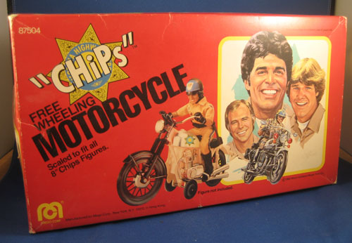 Chips Bike Box Mego