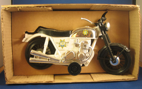 Chips Bike in box insert