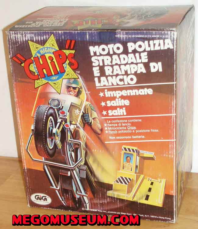 Mego Chips Launcher