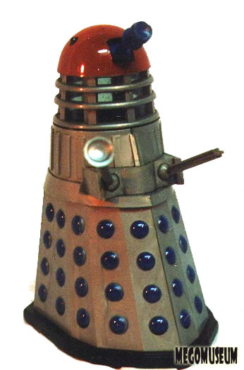The Mego Dalek is a touch short but a great representation
