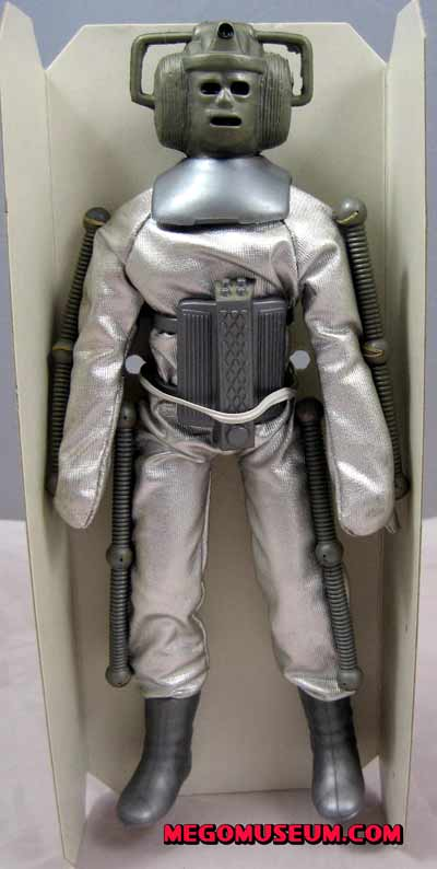 the Denys Fisher Mego Cyberman is not a perfect likeness