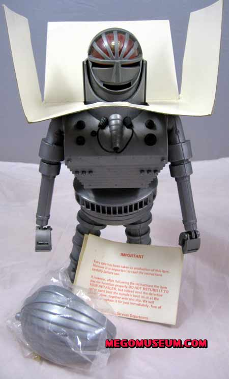 The Mego Giant Robot