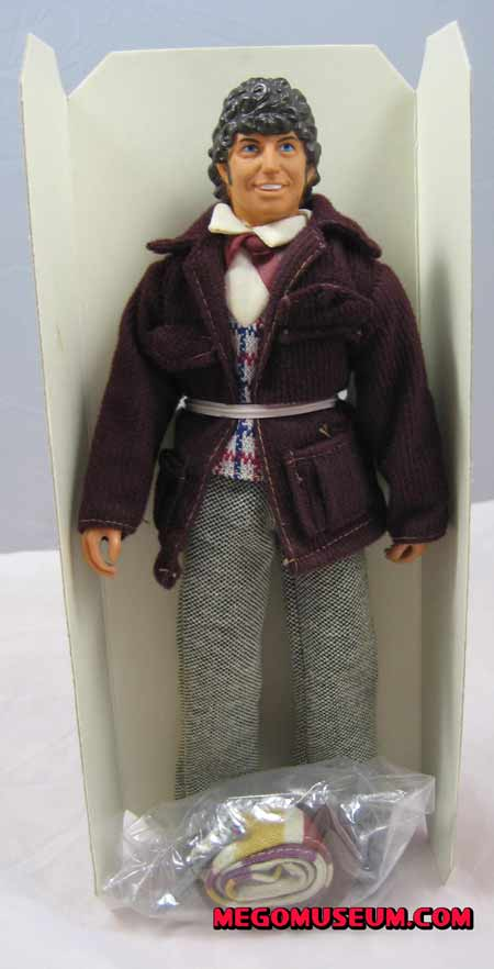 denys fisher mego doctor who doll