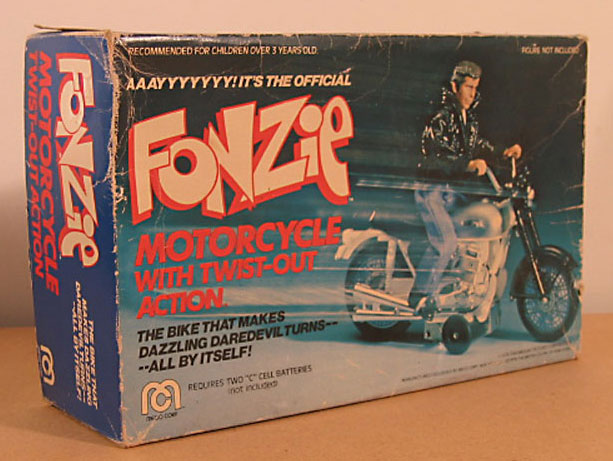 FONZIE BIKE MEGO BOX