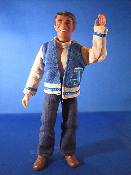 Happy Days Potsie Mego Doll