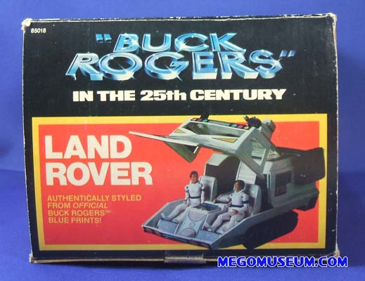 The Buck Rogers Land Rover