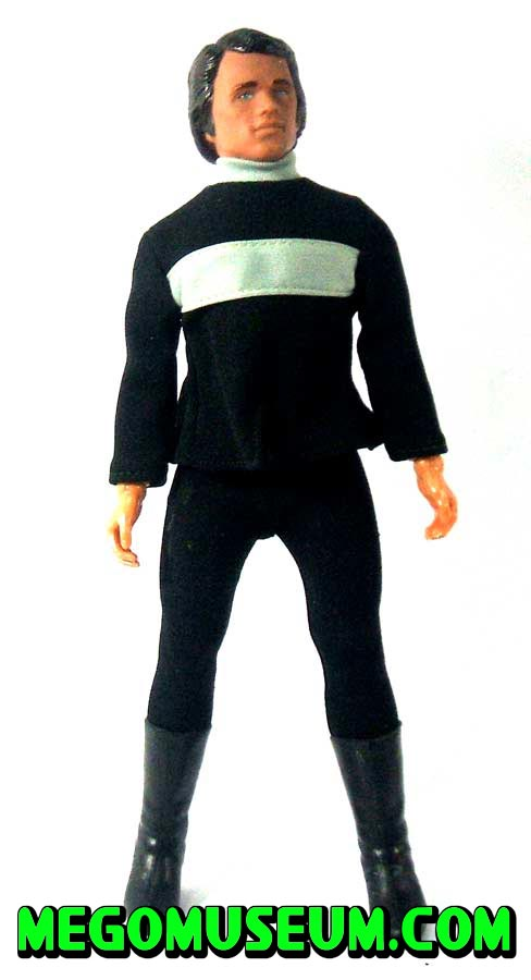 Mego prototype of Logan Five from Logans Run