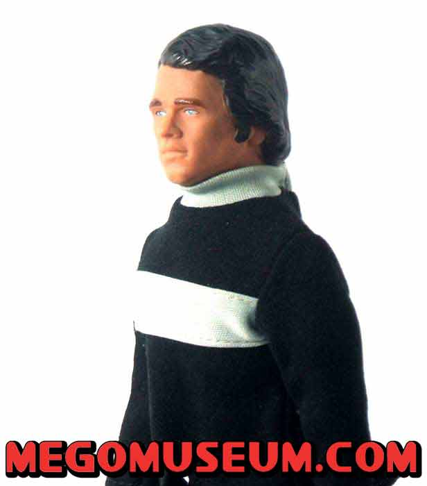 Mego prototype of Sandman Logan from Logan's Run
