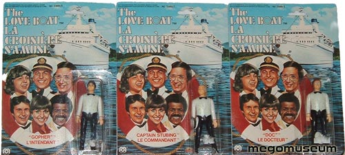 MEgo Grand Toys Love Boat Set
