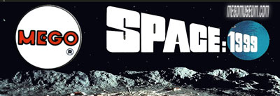 Mego Space:1999 was only released in the UK by Palitoy