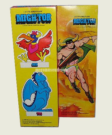 MEGO : poupées, figurines et le reste... Mighty2