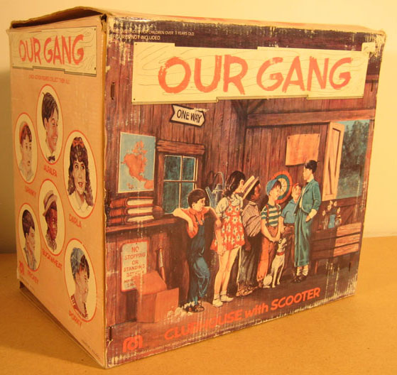Our Gang Mego Playhouse