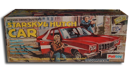 Palitoy (UK) release of the Starsky and Hutch Torino