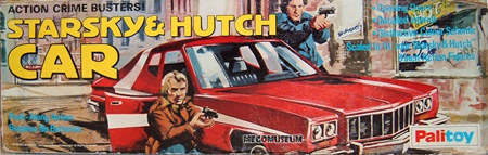 Palitoy Starsky and Hutch Torino