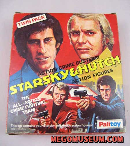 Starsky And Hutch Mego Museum Galleries