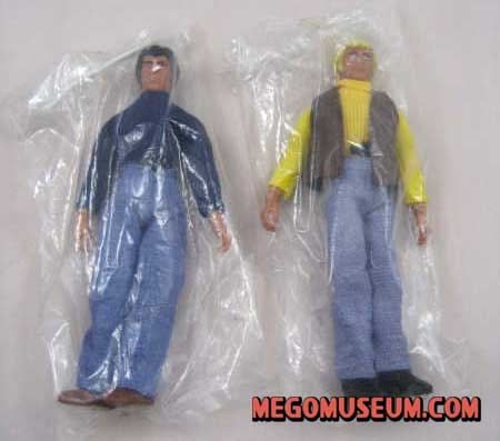 Mego Starsky and Hutch Two Pack