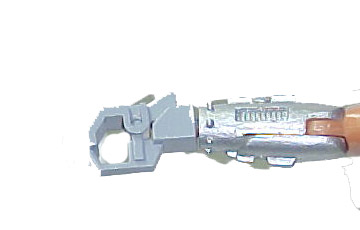 Rem's claw was also used for Mego's Biotron