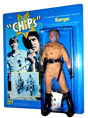 Chips Sarge MOC