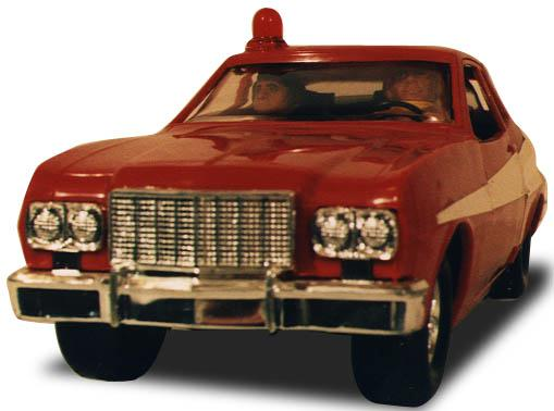 Mego Starsky and Hutch Torino
